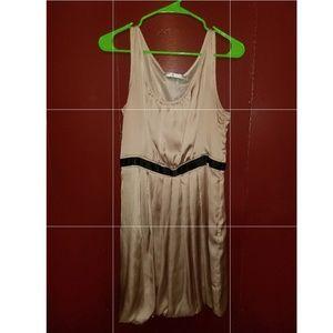Lauren Conrad Pink Satin Dress